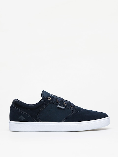 Emerica Figgy Dose Shoes (navy/white)