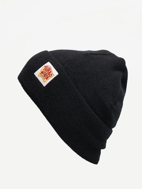Turbokolor Label Beanie (black)