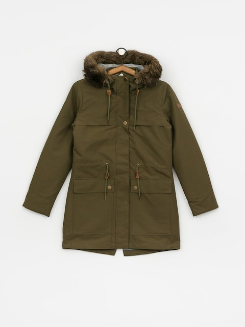 Roxy Amy 3N1 Jacket Wmn (ivy green)