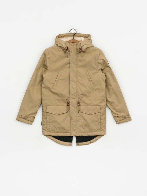Element Roghan Jacket Wmn (desert khaki)