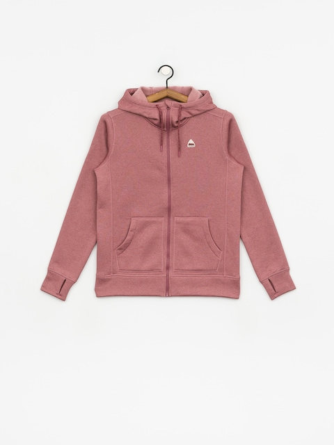 Burton Oak ZHD Hoodie Wmn (rose brown heather)