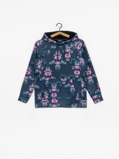 Burton Crown Bnd HD Hoodie Wmn (dress blue stylus)