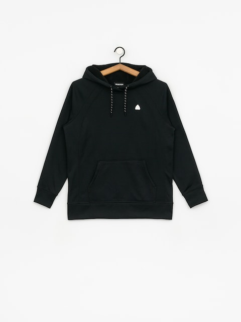 Burton Crown Bnd HD Hoodie Wmn (true black)
