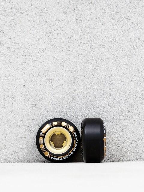 Ricta Nyjah Chrome Core 99 Wheels (black/gold)
