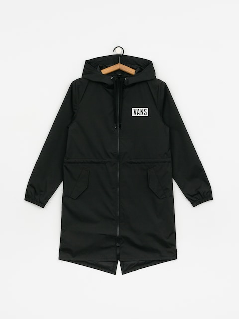Vans Kastle Long Jacket Wmn (black)