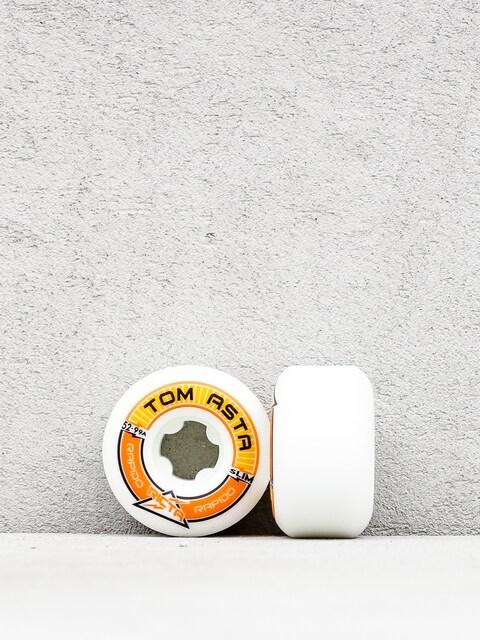 Ricta Tom Asta Pro Rapido Slim 99 Wheels (white)