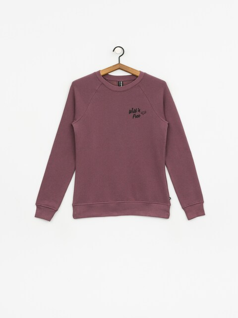 Fox Wild N Free Sweatshirt Wmn