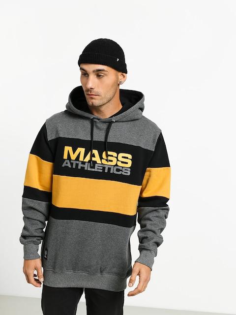 MassDnm Slapshot HD Hoodie (dark heather grey)