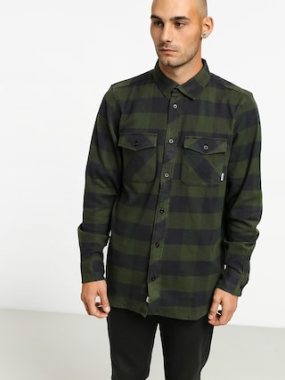 Element Tacoma 2Colors Ls Shirt (olive drab)