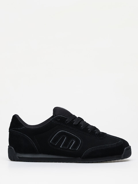 Etnies Lo Cut II Ls Shoes (black raw)