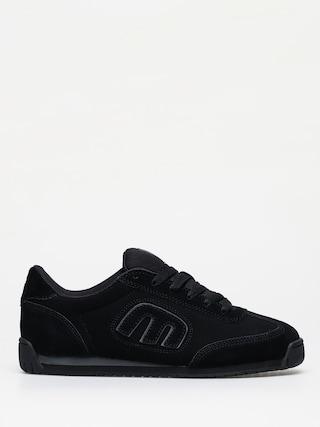 Etnies Lo Cut II Ls Shoes (black raw)