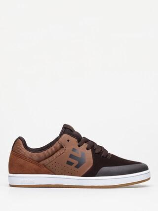 Etnies Marana Kids shoes (brown/tan)