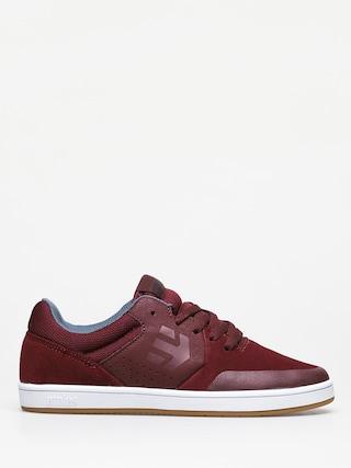 Etnies Marana Kids shoes (burgundy)