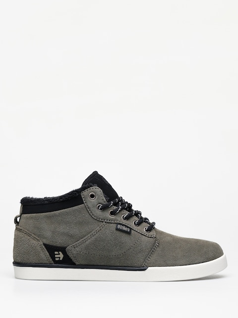 Etnies Jefferson Mid Shoes (olive/black)