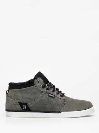 Etnies Jefferson Mid Shoes (olive/black)