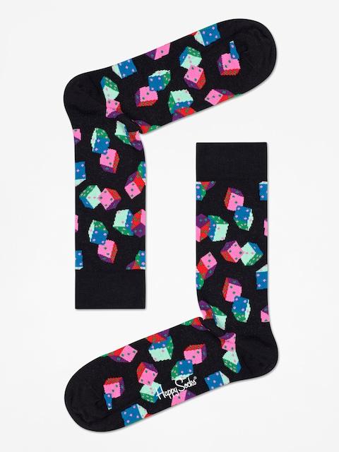 Happy Socks Dice Socks (black)