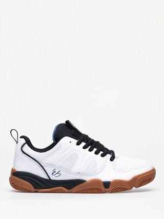 Es Silo Shoes (white/black/gum)