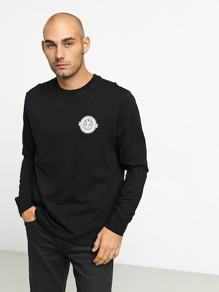 Element Medallian Longsleeve (flint black)
