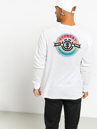 Element Medallian Longsleeve (optic white)