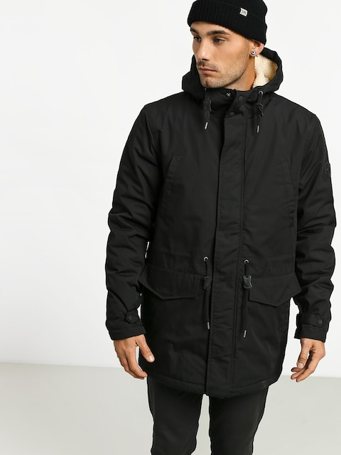 Element Roghan Jacket (flint black)