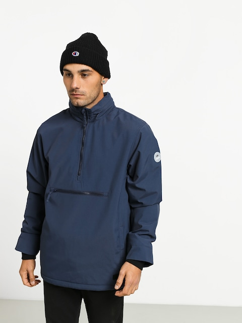 RVCA Accomplice Anorak Jacket (moody blue)