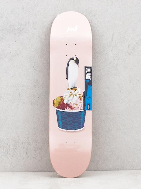 Jart Warning Deck (pink)