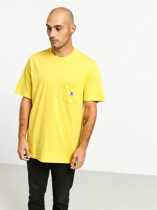 Element Basic Pocket Label T-shirt (aspen gold)