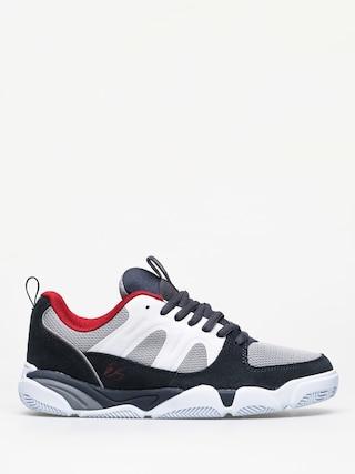Es Silo Shoes (navy/white/grey)
