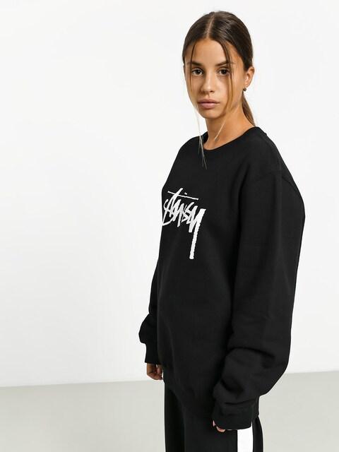 Stussy Stock Crew Sweatshirt Wmn