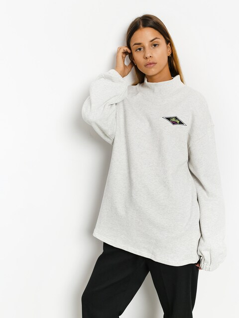Stussy Benton Terry Mock Sweatshirt Wmn
