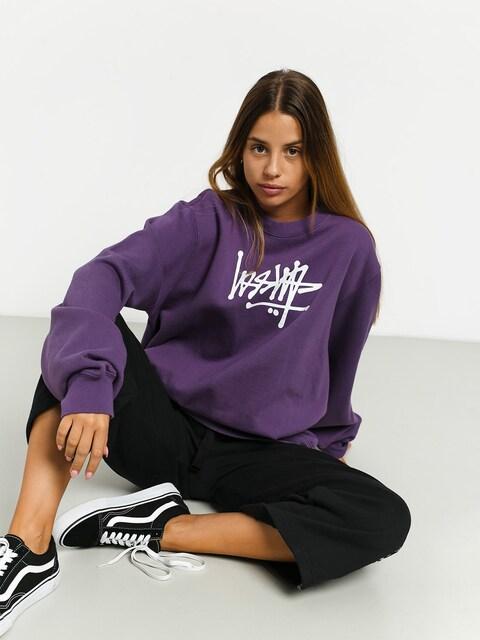 Stussy Flip Sweatshirt Wmn