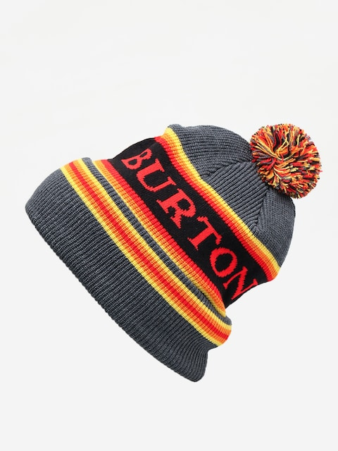 Burton Trope Beanie (true black heather)