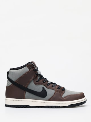 Nike SB Dunk High Pro Shoes (baroque brown/black jade horizon)