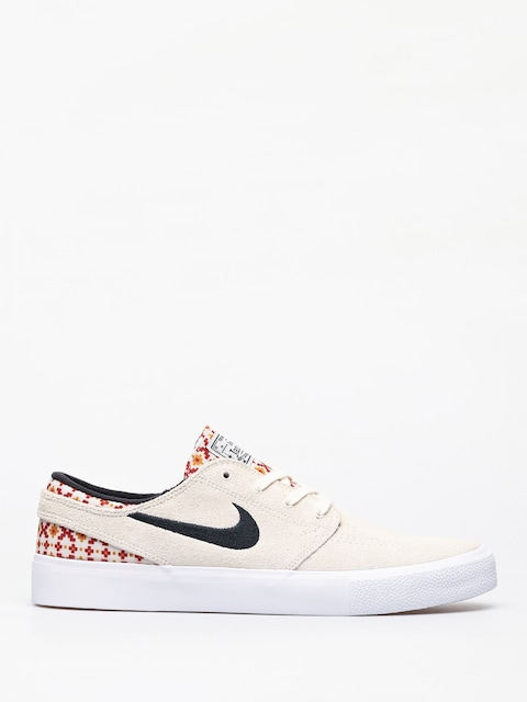 Nike SB Zoom Janoski Rm Premium Shoes (pale ivory/black mystic red pale ivory)