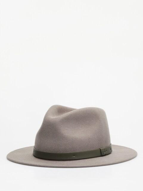 Brixton Messer Fedora Hat (sage)