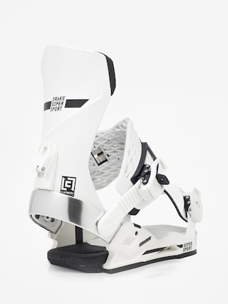 Drake Super Sport Snowboard bindings (white)
