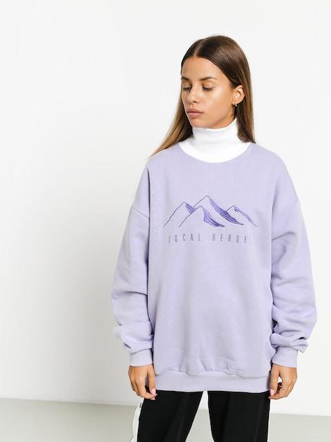 Local Heroes Lh Mountains Sweatshirt Wmn