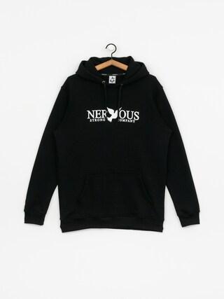 Nervous Cls HD Hoodie (black)
