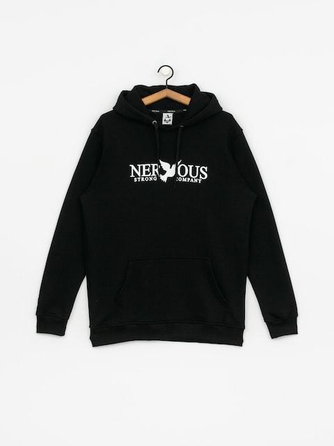 Nervous Cls HD Hoodie