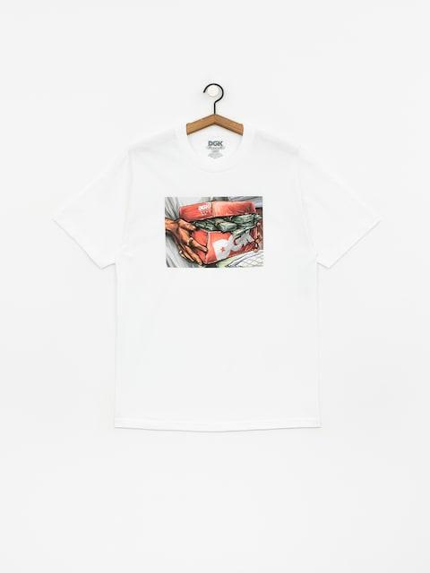 DGK Loaded T-shirt (white)