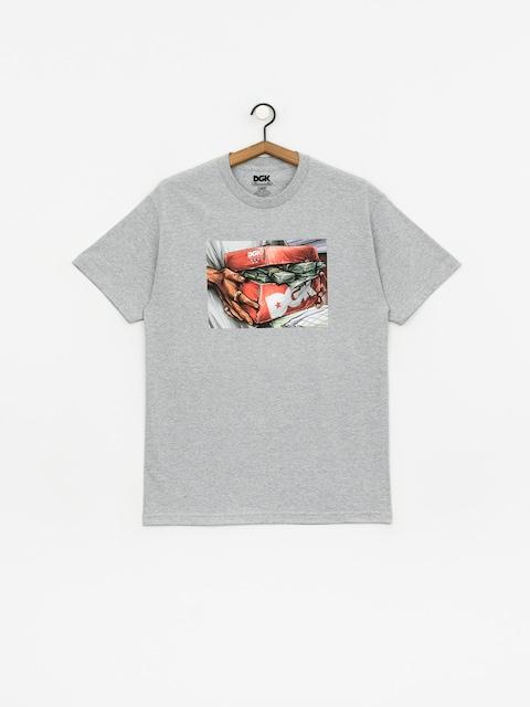 DGK Loaded T-shirt (athletic grey)