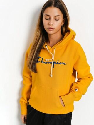 Champion Premium Reverse Weave Big Logo Hoodie Wmn (old)