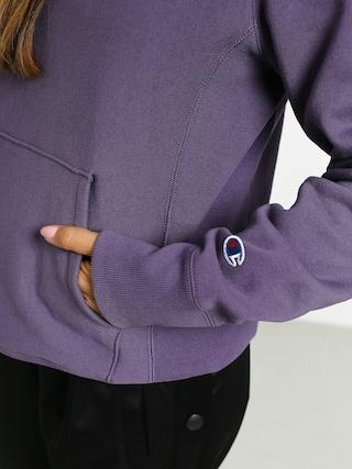 Champion Reverse Weave Left Chest Logo Sweatshirt Wmn (mgp)