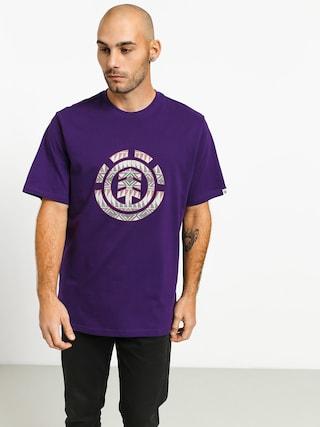 Element Seeker Icon T-shirt (acai)