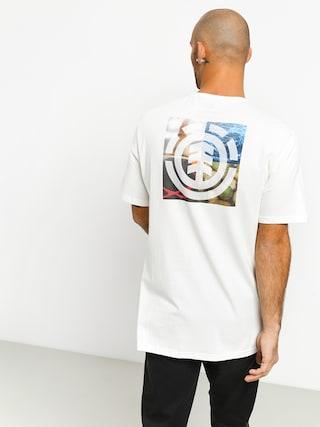 Element Quadrant Seasons T-shirt (off white)