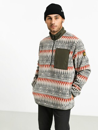 Element Windrift Qtr Seeker Sweatshirt (ash grey)
