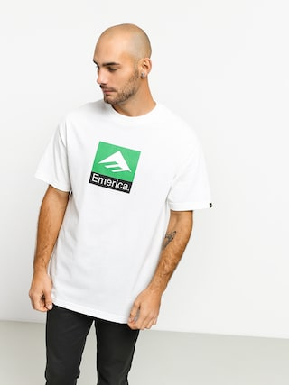 Emerica Classic Combo T-shirt (white)