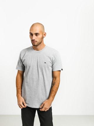 Emerica Triangle Staple T-shirt (grey/heather)