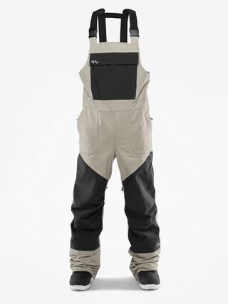 ThirtyTwo Basement Bib Snowboard pants (stone)