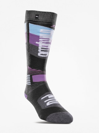 ThirtyTwo W Asi Merino Performance Socks Wmn (black/charcoal)
